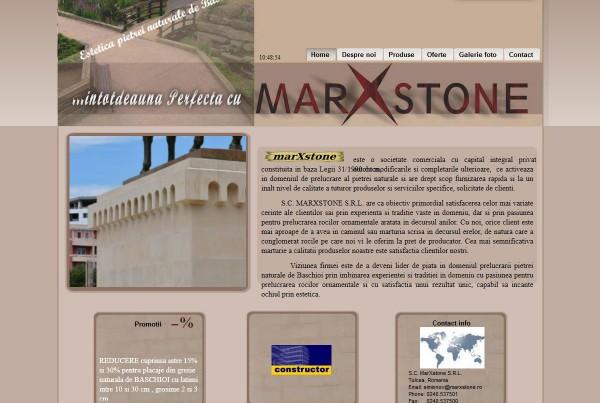 marxstone